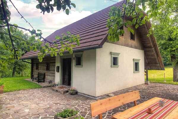 Villa in Kupljenik