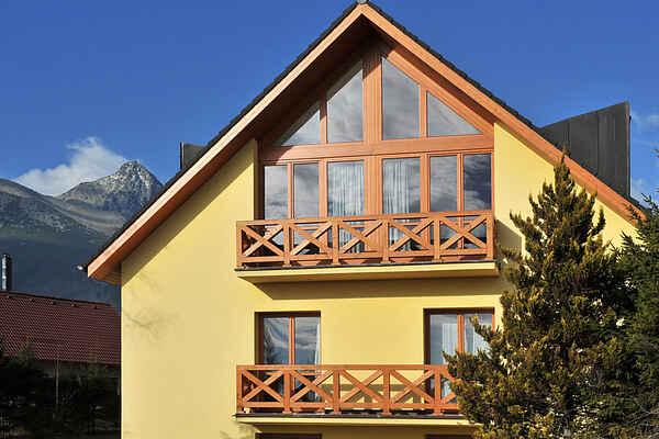 Lägenhet i Tatranská Lomnica
