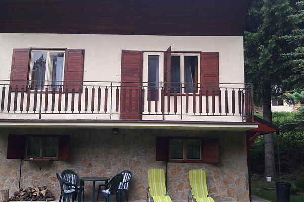 Villa in Pri priehrade - Ostrý vrch