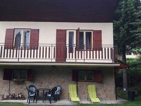 Villa i Pri priehrade - Ostrý vrch