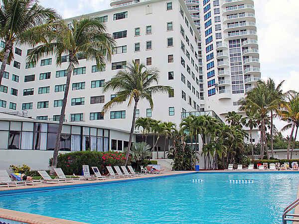 Ferielejlighed ved Miami Beach