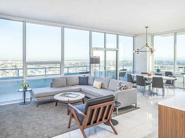Appartamento in Central LA