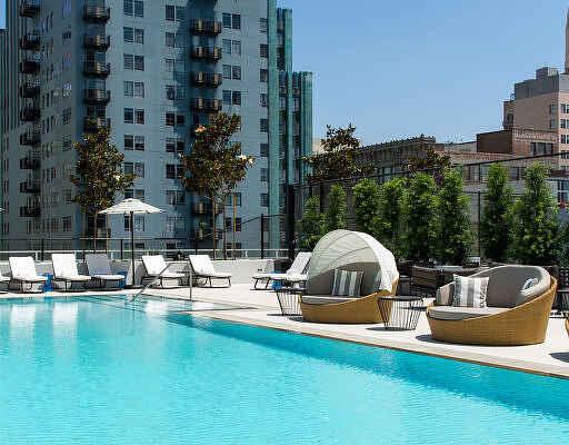 Apartment in Central LA