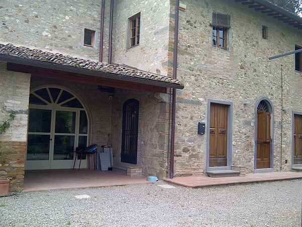 farm house in Chianti-Tuscany