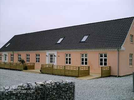 Town house in Lønne