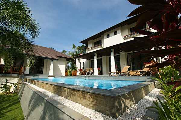 Villa i Mae Nam