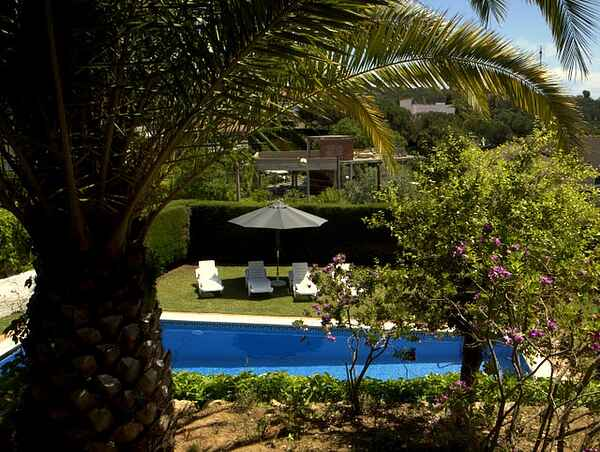 Villa Mestral, on walking distance to the beach