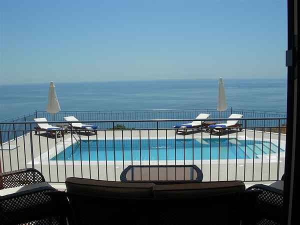 Luxury Villa Odysseus With Private Swimming Pool