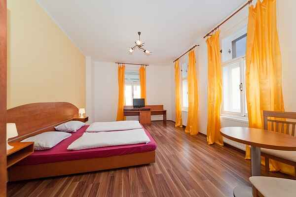 Vacation rental in the city centre of Prague