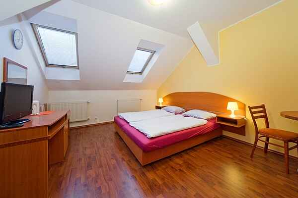 bed and breakfast in the city centre of Prague