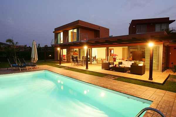 Villa i Mogán