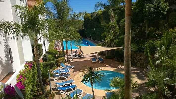 Puerto Banus, heated pool & free Wi-Fi