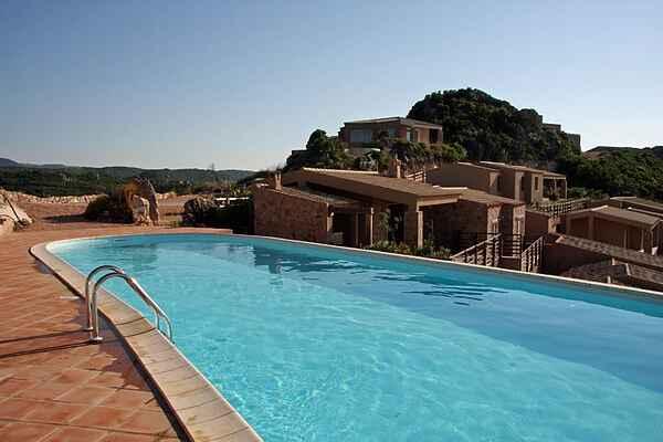 Villa på Costa Paradiso