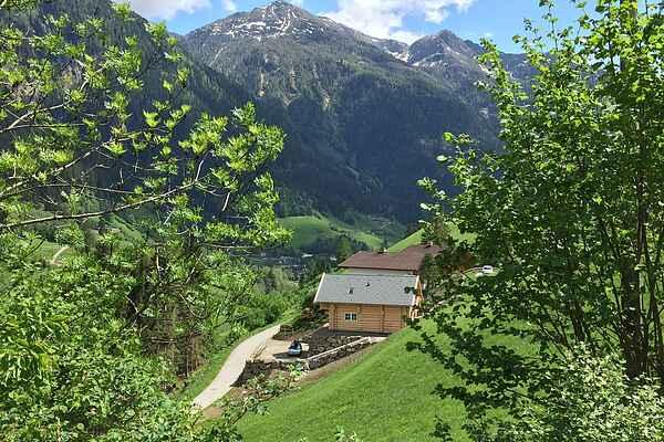 Cottage in Mörtschach