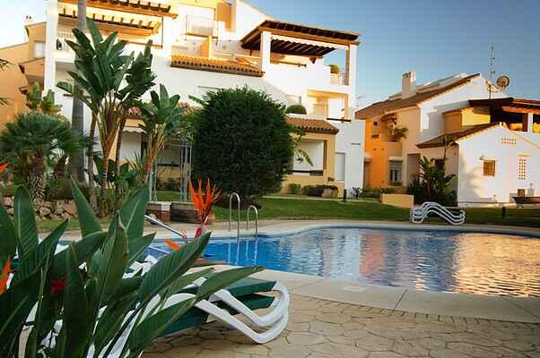 Villa in Las Chapas