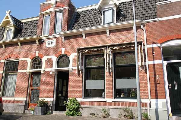 Holiday home in Spoorbaan Leiden