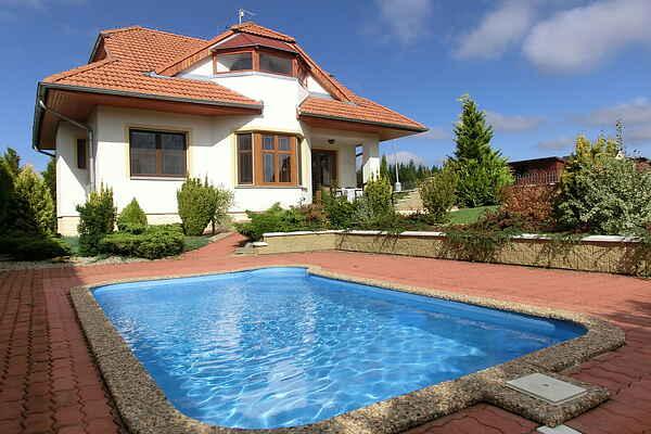 Villa in Český Krumlov District