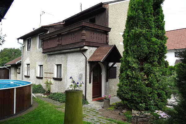 Holiday home in Kolinec