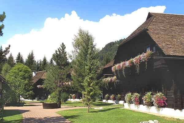 Apartment in Gemeinde Finkenstein am Faaker See