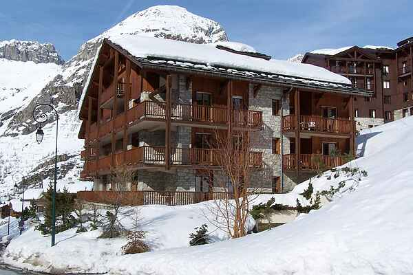 Apartment in Val-d'Isère