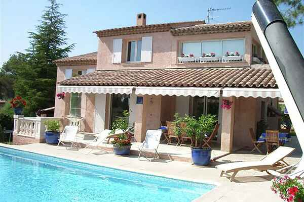 Sommerhus i Saint-Raphaël
