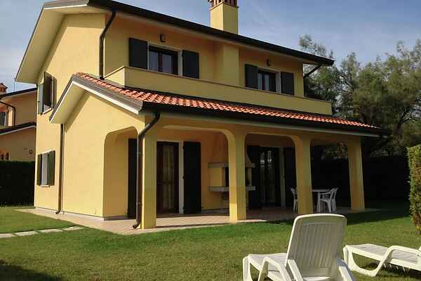 Villa i Isola Albarella