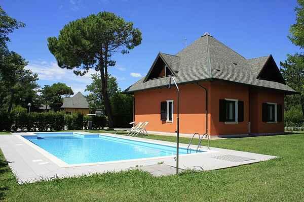 Villa en Isola Albarella