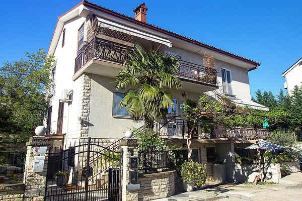 Apartment in Lucija