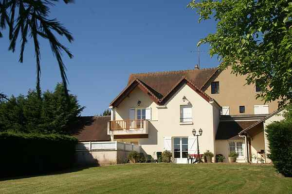 Holiday home in Luçay-le-Mâle