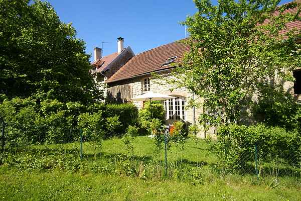 Holiday home in Tannay