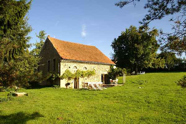 Holiday home in Quarré-les-Tombes