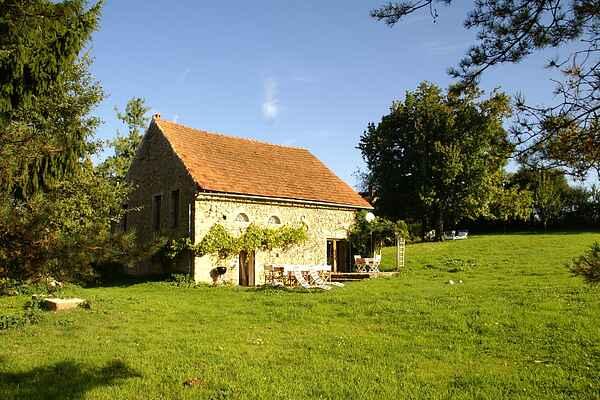 Casa de vacaciones en Quarré-les-Tombes