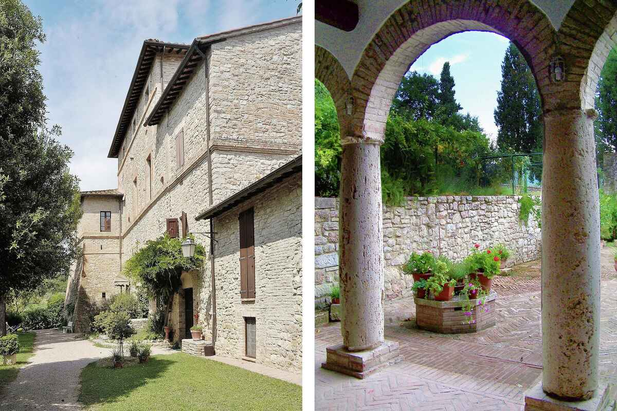 Properties Corciano apartment
