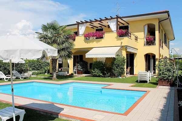 Sommerhus i Lazise