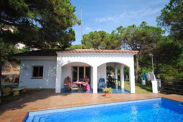 Villa i Lloret de Mar