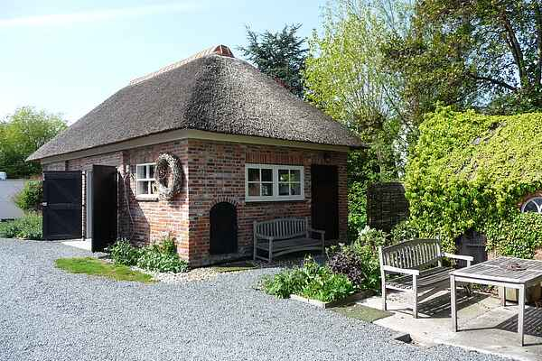 Cottage in Poppenroede