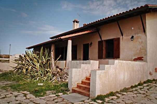 Villa i San Giovanni di Sinis