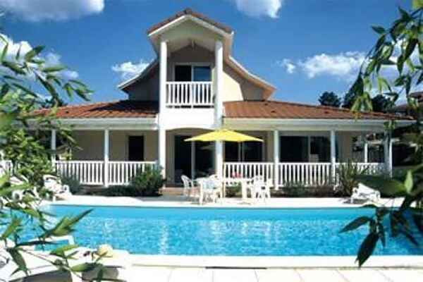 Villa in Le Porge