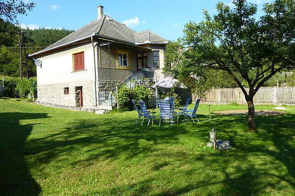 Casa de vacaciones en Nekézseny