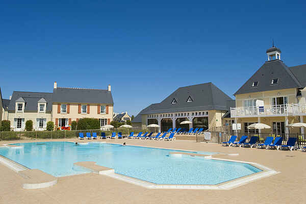 Holiday home in Sainte-Honorine-des-Pertes