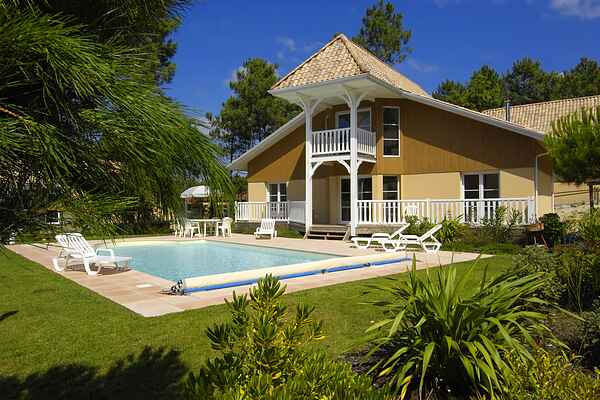 Villa i Lacanau
