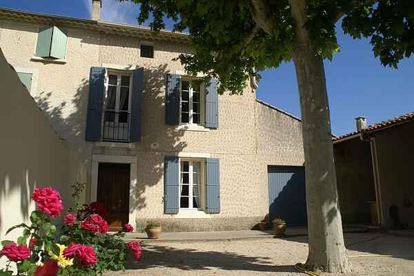 Ferienhaus in Saint-Saturnin-lès-Avignon