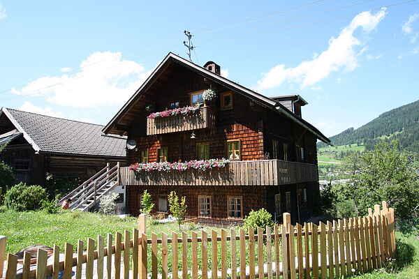 Manor house in Eben im Pongau