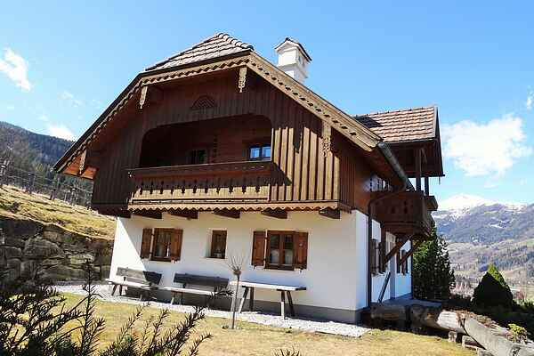 Cottage in Sankt Margarethen im Lungau
