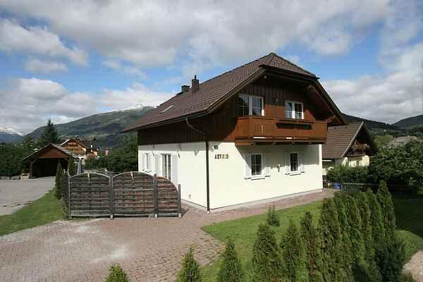 Holiday home in Sankt Margarethen im Lungau