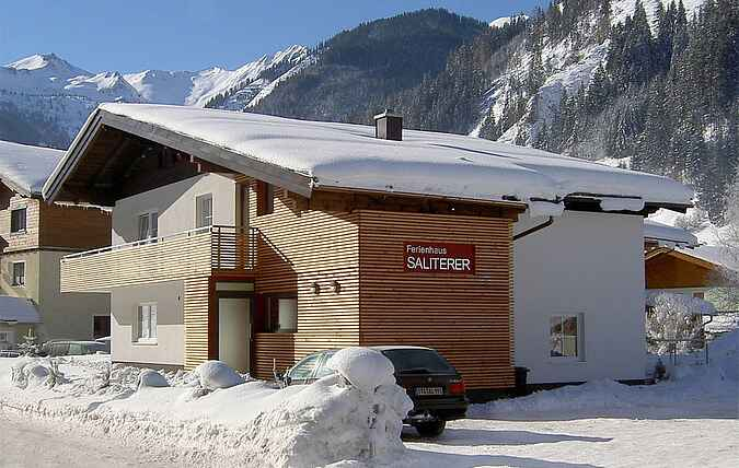 Chalet mh17603