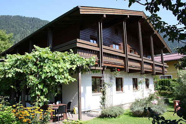 Manor house in Goldegg