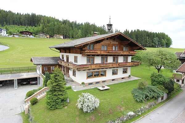 Apartment in Lämmerbichl