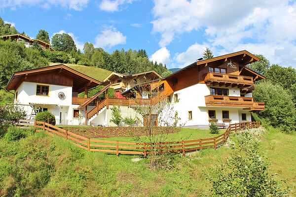 Holiday home in Viehhofen