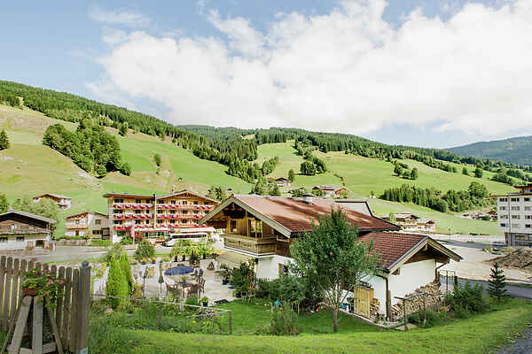 Apartment in Saalbach